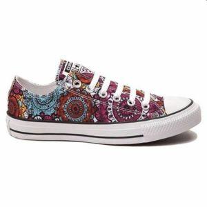 Shoes - Converse Mandala Sneakers